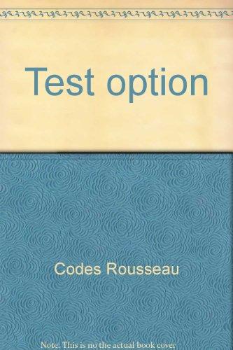 Test option eaux intérieures