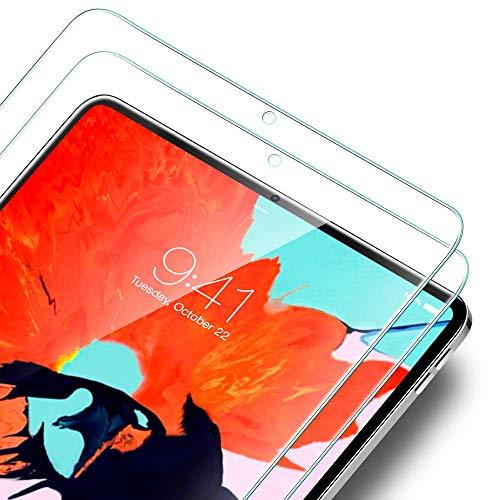 ESR Panzerglasfolie Schutzfolie für iPad 11 2018, 0.3mm Tempered Glas Displayschutz Folie für iPad Pro 11 2018, 2 Stück -