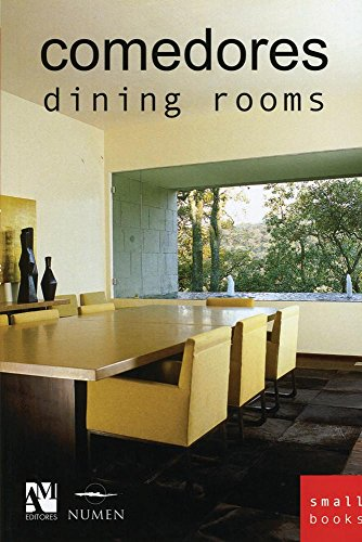 Comedores/Dining Rooms (Small Books)