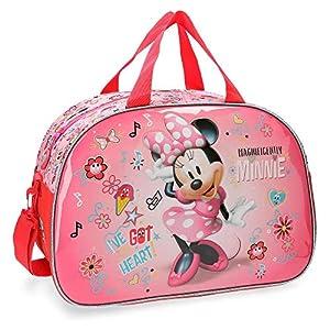Bolsa de viaje Minnie Stickers 40cm