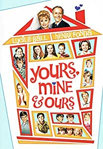 Yours Mine & Ours [DVD] [1968] [Region 1] [US Import] [NTSC]