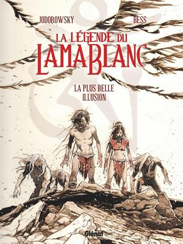 La légende du lama blanc - Tome 02 : La plus belle Illusion