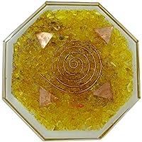 Harmonize Gelb Citrine Orgon Octagon Vastu Platte Reiki Healing Kristall Symbol preisvergleich bei billige-tabletten.eu