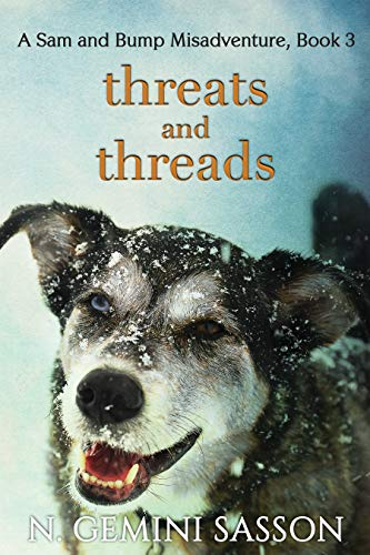Threats and Threads (The Sam and Bump Misadventures Book 3) (English Edition)