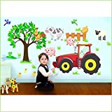 Wandtattoo Wandaufkleber - Wandkunst Aufkleber mit