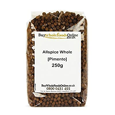 Allspice Whole [Pimento] 250g by Buy Whole Foods Online Ltd.