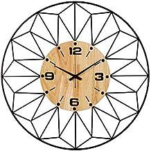 Orologio da parete Soggiorno Orologio rotondo Orologio da parete Orologio da parete in stile nordico