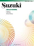 Suzuki Cello School, Vol 5: Cello Part