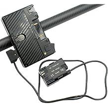 gyrovu Anton Bauer Cable placa con para videocámaras Canon LP-E6de la batería para DJI Ronin