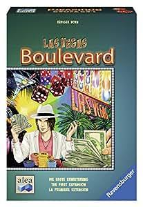 Alea (Ravensburger) 26996 - Las Vegas: Boulevard - Erweiterung, Würfelspiel