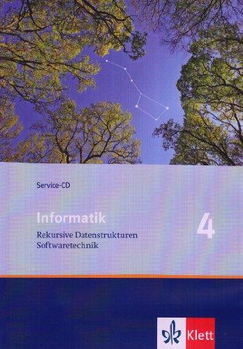 Klett Ernst /Schulbuch Informatik - Ausgabe für Bayern und Nordrhein-Westfalen / Rekursive Datenstrukturen, Softwaretechnik. Service-CD 11. Klasse