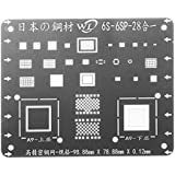 HITSAN INCORPORATION Japan Steel Phone Logic Board BGA Repair Stencil for iPhone 6S 6SP Motherboard IC Chip Ball