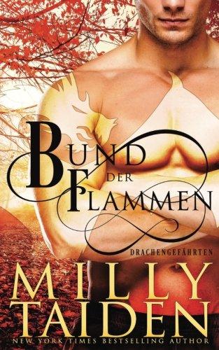 Buchseite und Rezensionen zu 'Bund der Flammen (Drachengefährten)' von Milly Taiden