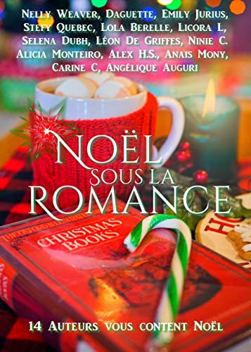 Noël sous la romance: 14 auteurs vous content Noël.