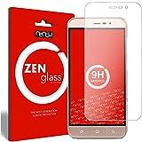 nandu I ZenGlass Flexible Glas-Folie für Medion Life E5006 Panzerfolie I Bildschirm-Schutzfolie 9H