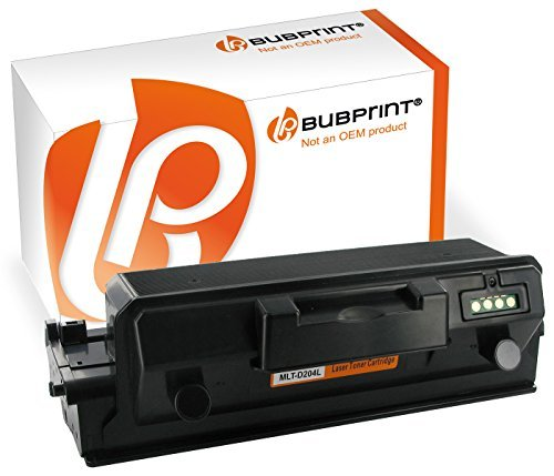 Preisvergleich Produktbild Bubprint Toner kompatibel für Samsung MLT-D204E/ELS für ProXpress M3825DW M3825ND M3875FD M3875FW M4025ND M4025NX M4075FR M4075FX SL-M3825ND Schwarz