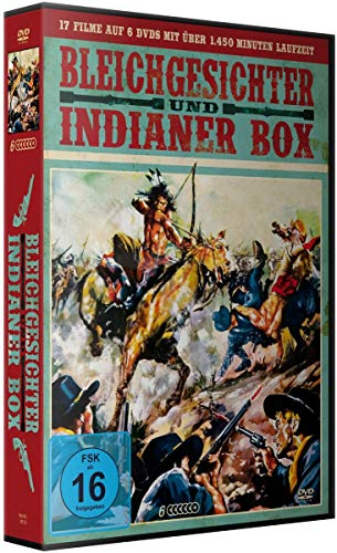 Bleichgesichter und Indianer Deluxe-Box [6 DVDs]