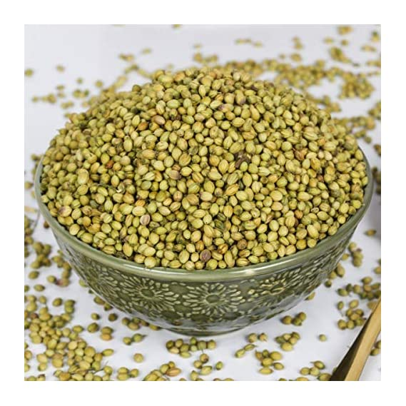 Organic Purify Coriander Seed Whole -400GM | Dhaniya Seeds | Sabut Dhania | Whole Dhania Seeds | Dhania Whole