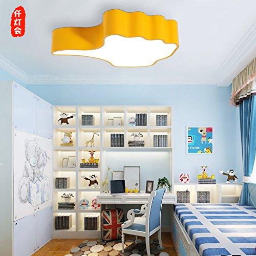 gqlb-los-ninos-de-color-de-luz-de-techo-led-dormitorio-dormitorio-nube-simples-luces-amarillo-con-le