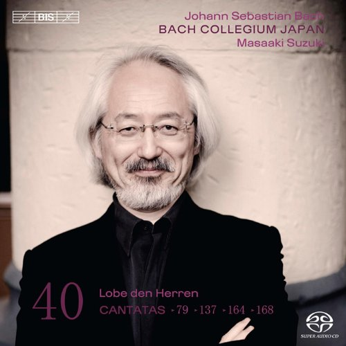 Bach, J.S.: Cantatas, Vol. 40 - Bwv 79, 137, 164, 168