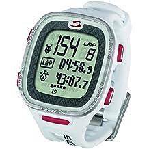Sigma 22611 - Reloj pulsómetro deportivo, incluye banda torácica, señal codificada, color blanco