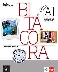 Bitácora A1: Libro del alumno + Audio-CD