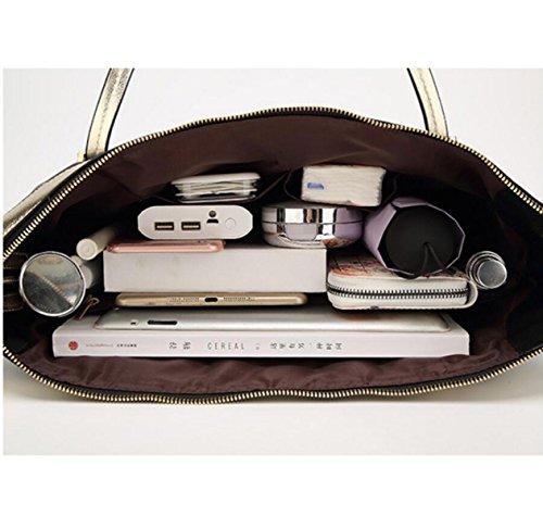 RAN Europäische Und Amerikanische Große Modelle Einfache Beiläufige Art Und Weise Handtaschen Diagonal-Paket Mit Großer Kapazität Tragbarer Umhängetasche red