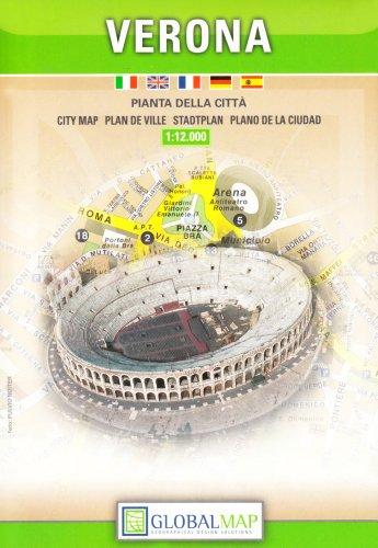 Stadtplan Verona 1:12 000
