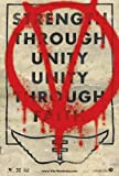 V for Vendetta Plakat Movie Poster (27 x 40 Inches - 69cm x 102cm) (2006) G