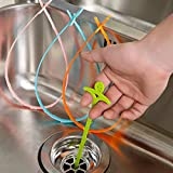 Best Drain Cleaners - Okayji Sink Hair Catcher Drain Clog Remover Drain Review