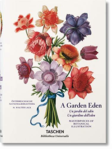 A Garden Eden (Bibliotheca Universalis) (Italiano, Español, Portugués) Tapa dura – 30 ago 2016 par  TASCHEN
