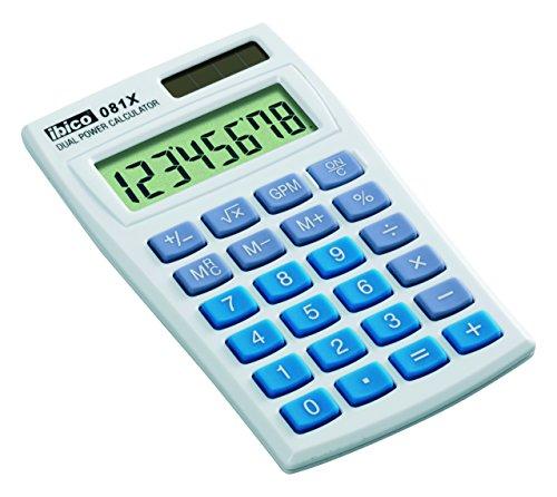 Ibico IB410000 Taschenrechner Ibico 081X