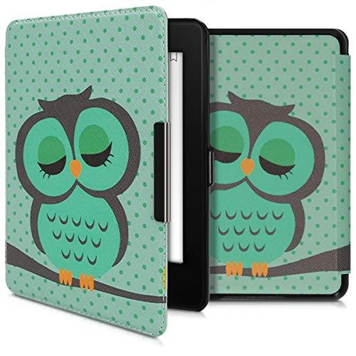 kwmobile Amazon Kindle Paperwhite (10. Gen - 2018) Hülle - Kunstleder eReader Schutzhülle Cover Case für Amazon Kindle Paperwhite (10. Gen - 2018)