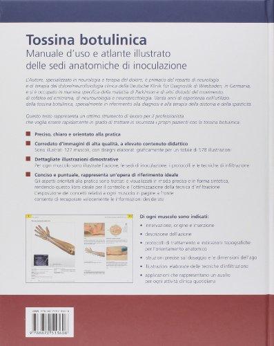 Zoom IMG-1 tossina botulinica manuale d uso
