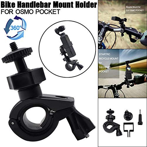 Beste zubehör für dji osmo tasche !!! beisoug fahrrad halter stehen 360 ° drehbare fahrrad lenker halterung für dji osmo tasche