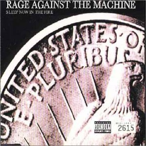 Sleep Now in the Fire [CD 2] by Rage Against the Machine (2000-05-09)