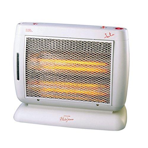 Jata 120H Radiador halógeno y humidificador, 1200 W, Blanco