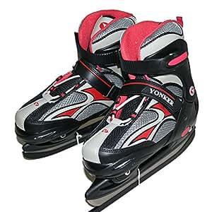Yonker Professional Ice Shoe Skates