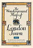 Gill's Wonderground map of London Town, 1914