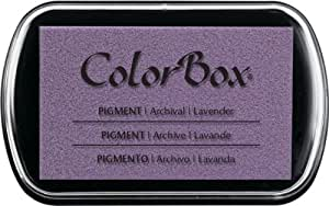 Tampon encreur ColorBox Pigment lavande