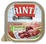 Rinti Kennerfleisch Hundefutter Lamm & Braunreis 300 g, 9er Pack (9 x 300 g)