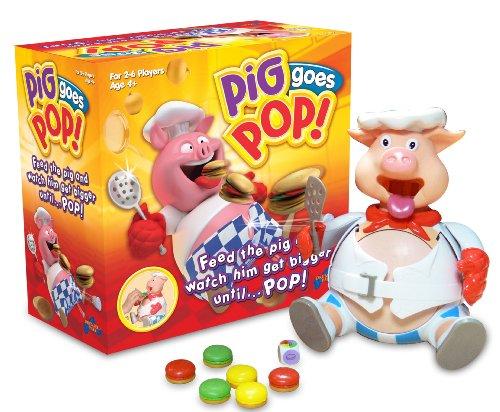 Pig Goes Pop [UK Import] (Pop The Pig Spiel)