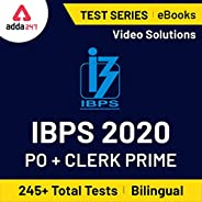 Adda247 - IBPS RRB PO and Clerk Prime 2020 Online Test Series (Email Delivery in 2 hours)