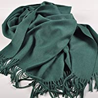 FLYRCX Herbst und Winter Verdickung warmen Kaschmir Schals Schals 200 CMX 70 cm