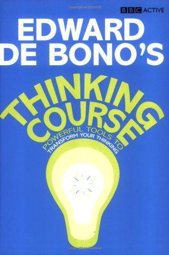 Preisvergleich Produktbild De Bono's Thinking Course: Powerful Tools to Transform Your Thinking