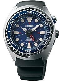 Seiko sun065Special Edition PADI Kinetic GMT Diver Reloj