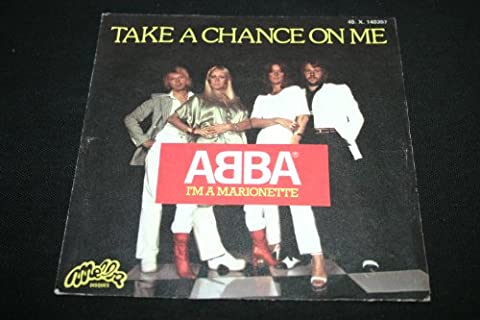Take a chance on me SP 45T 7