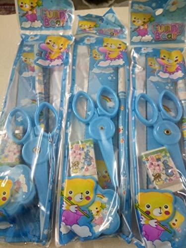 New creations-School Supply Stationery Kit Set for Kids (Pack of 24).Best Gift for Return Gift in Bulk