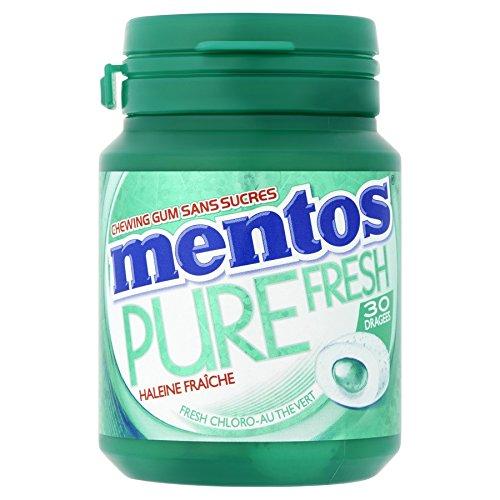 Mentos Pure Fresh chloro im Tee grün x6