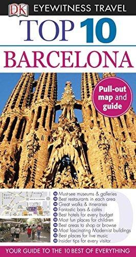 Top 10 Barcelona (Eyewitness Top 10 Travel Guide) by Annelise Sorensen (2012-02-20)
